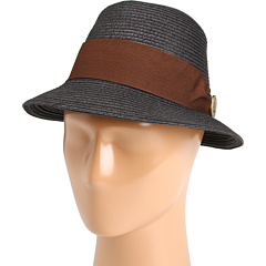 SALE! $16.99 - Save $33 on Brixton Parlor (Black Straw) Hats - 66.02% OFF $50.00