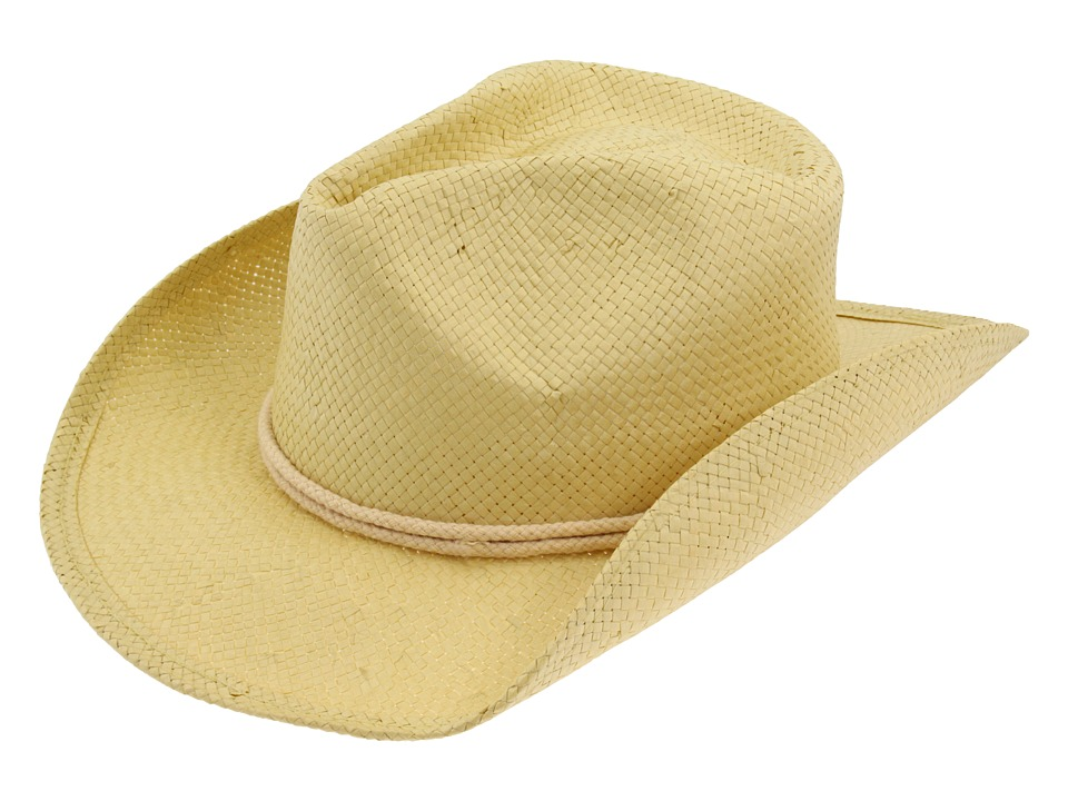 San Diego Hat Company Kids - Kids Cowboy Hat (Toddler/Little Kids/Big Kids) (Beige) Caps