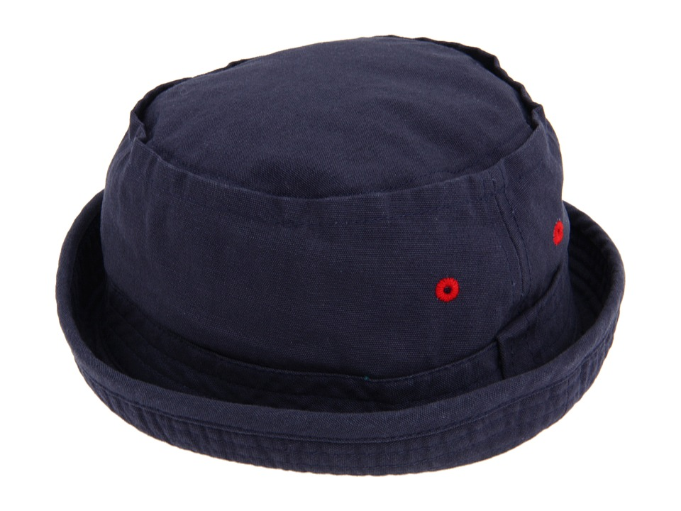 San Diego Hat Company Kids - CTK3220 (Toddler/Little Kids) (Navy) Caps