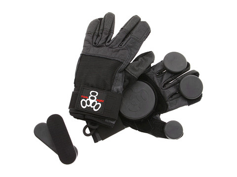 Triple Eight - Longboard Slide Gloves (No Color) Athletic Sports Equipment