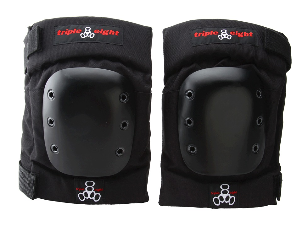 Triple Eight - KP 22 Knee Pads (No Color) Athletic Sports Equipment