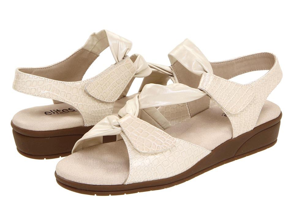 Walking Cradles - Valerie (Bone) Women's Sandals