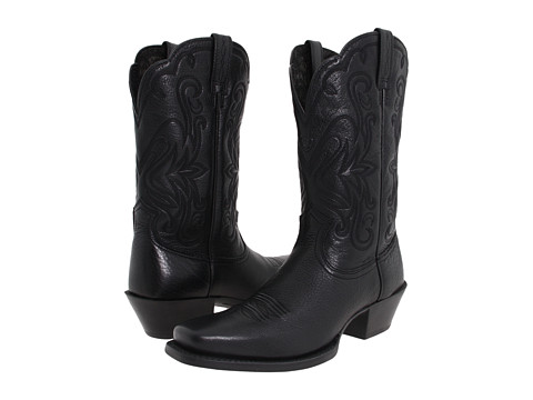 Ariat - Legend (Black Deertan) Cowboy Boots