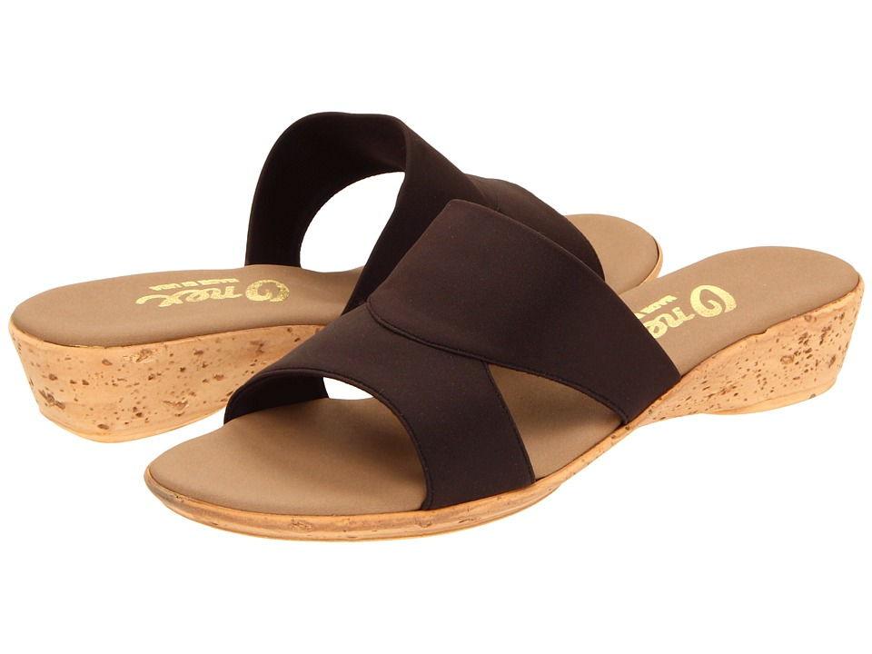 Onex - Gilda (Chocolate) Women's Sandals