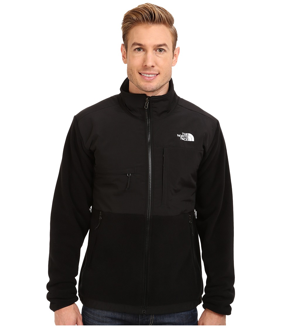 The North Face - Denali Jacket (R TNF Black/TNF Black) Men's Coat