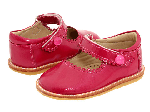 Elephantito - Mary Jane (Toddler) (Orchid) Girls Shoes