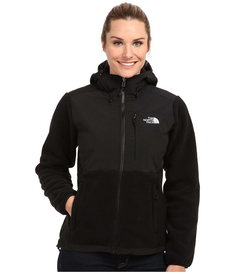 The North Face - Denali Hoodie (R TNF Black) Women's Coat