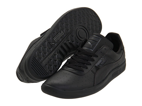 PUMA - G. Vilas L2 (Black/Dark Shadow) Shoes