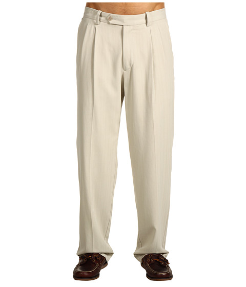Tommy Bahama - Flying Fishbone (Khaki Sands) Men's Casual Pants