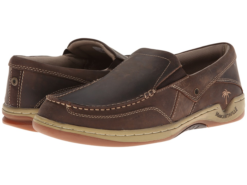 Margaritaville - Havana (Brown) Men's Slip on Shoes