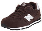 New Balance Kids KL574 (Infant/Toddler) (Brown)