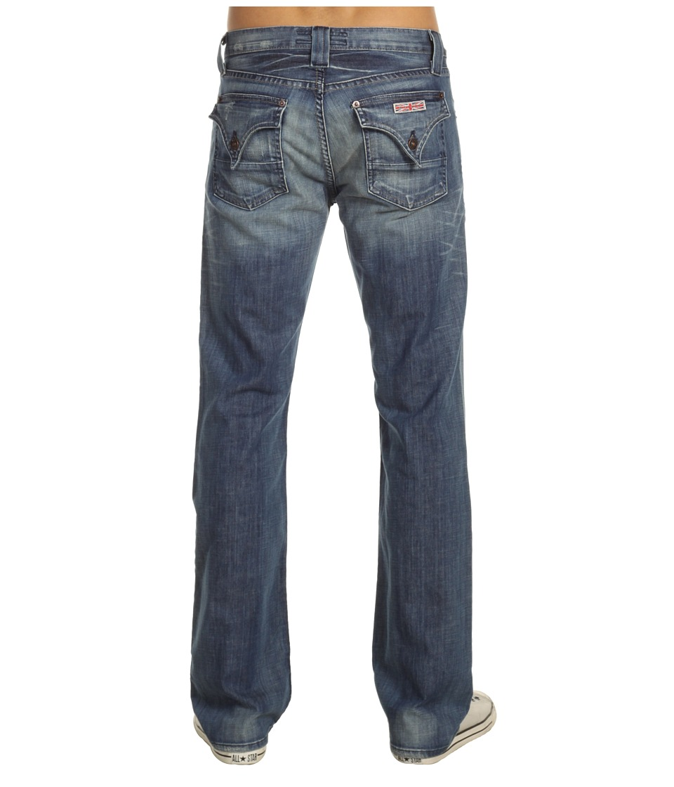 Hudson - Webber Flap Pocket Bootcut in Cuda (Cuda) Men