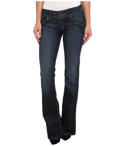 Hudson - Signature Boot in Elm (Elm) Women's Jeans