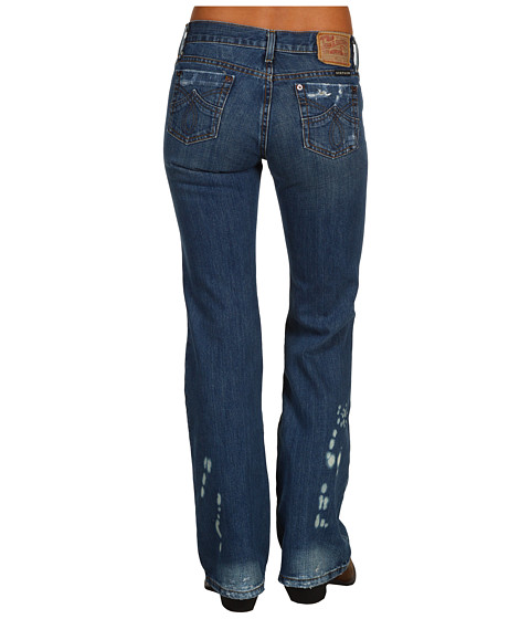 Stetson - London Jean (Whiskey Wash) Women