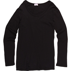 SALE! $9.99 - Save $30 on Splendid Littles Always L S Top (Big Kids) (Black) Apparel - 75.03% OFF $40.00