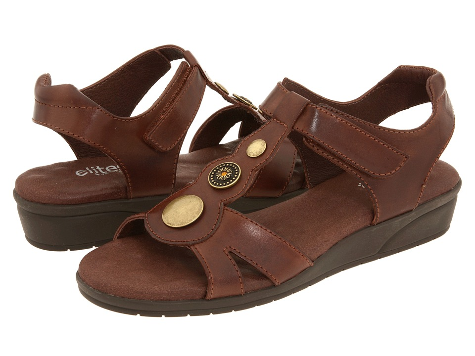 Walking Cradles - Venice (Tobacco Leather) Women's Sandals