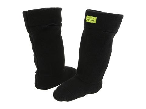 Western Chief Kids - Fleece Liner (Toddler) (Black) Kids Shoes