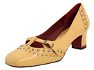 Oh! Shoes - Maroni (Mustard Silky Nappa) - Footwear