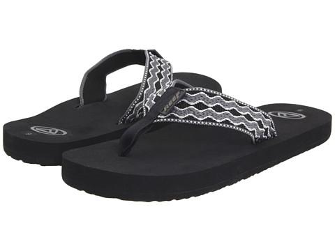 Reef - Smoothy (Grey Black 2) Men's Sandals