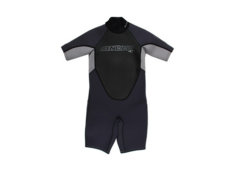 O'Neill Kids - Reactor Spring (Little Kids/Big Kids) (Graphite/Flint/Graphite) Boy's Swimwear