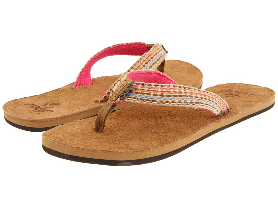Reef - Gypsylove (Pink) Women's Sandals