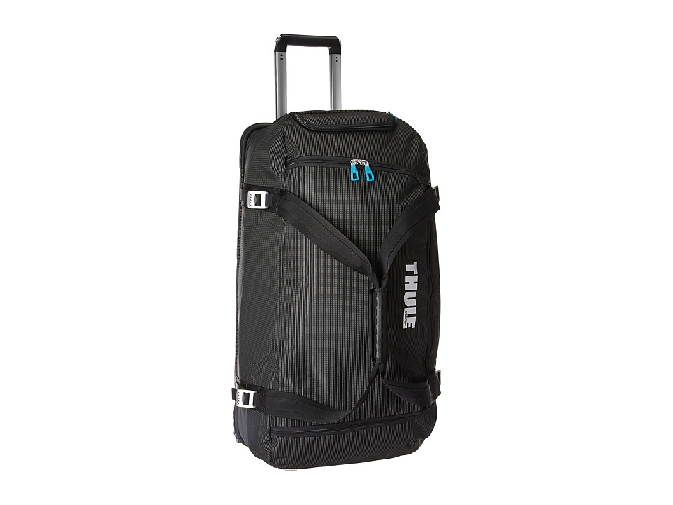Thule - Crossover Rolling Duffel 79cm/31 (Black) Duffel Bags