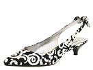 Anne Klein - Pipa (Black/White Print) - Footwear