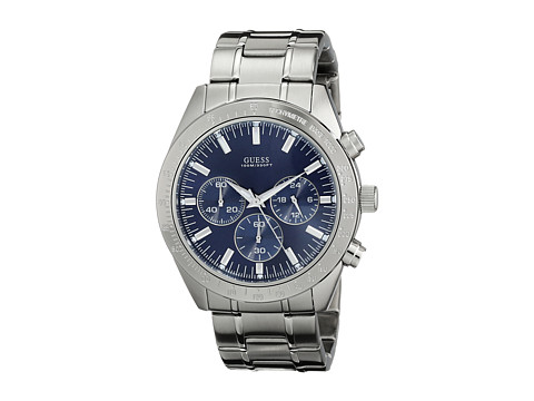 GUESS - U12505G3 (Silver) Watches