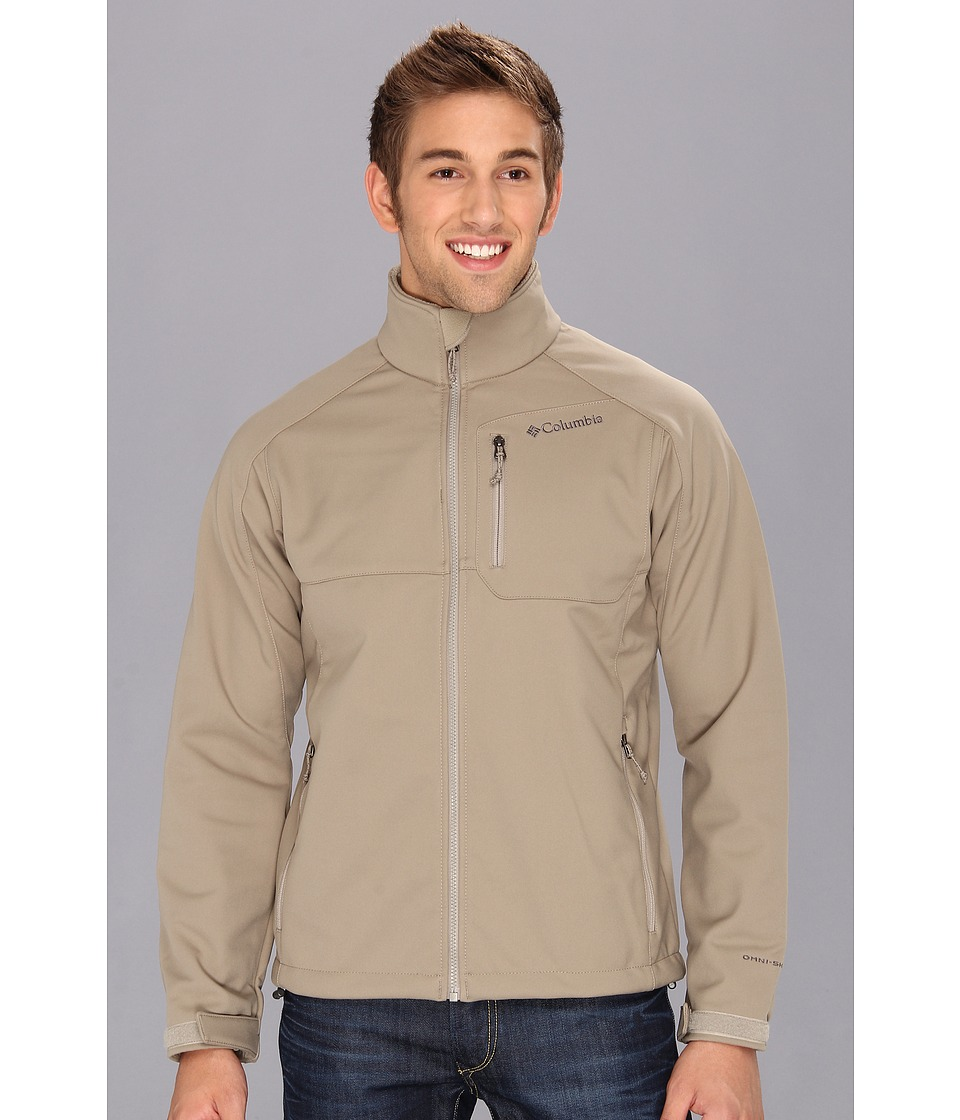 Columbia - Ascender II Softshell (Tusk) Men's Coat