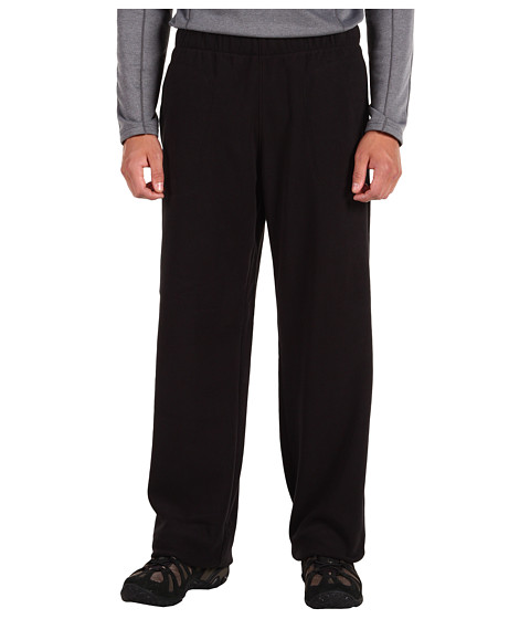 Columbia - Fast Trek II Pant (Black) Men's Clothing