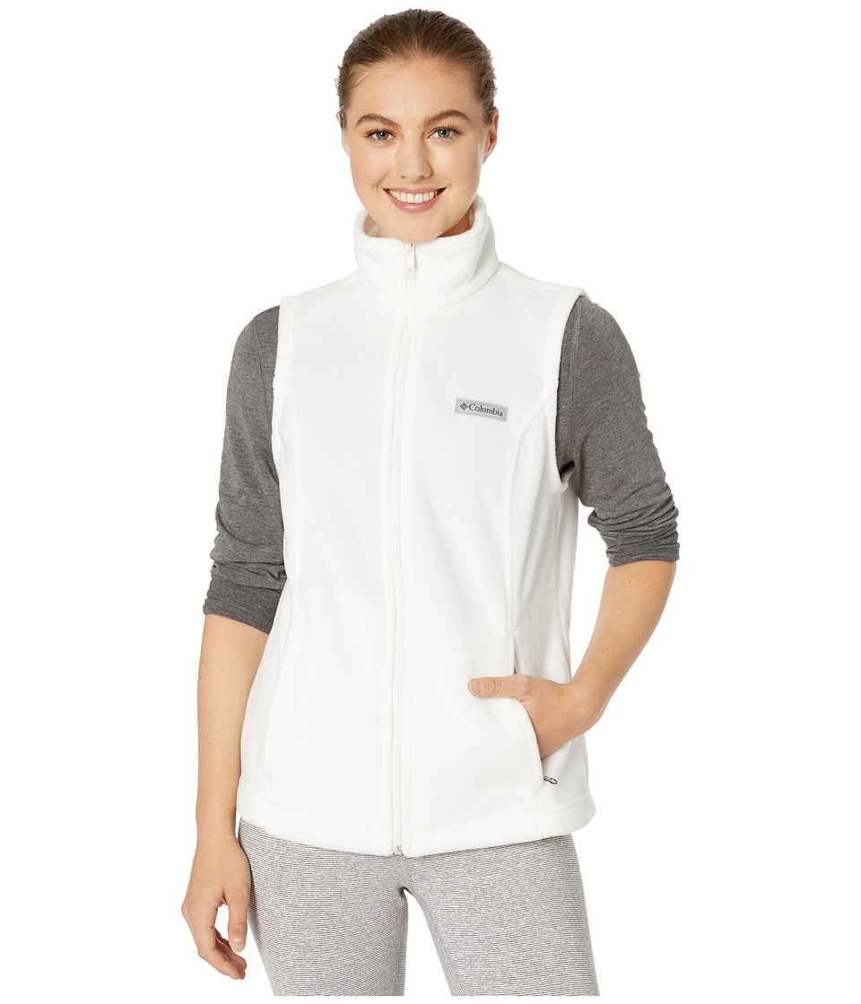 Columbia - Benton Springs Vest (Sea Salt) Women's Vest