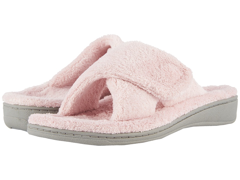 VIONIC - Relax Slipper (Pink) Women's Slippers