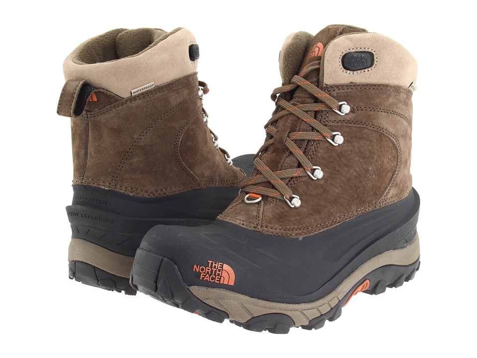 The North Face Chilkat II (Mudpack Brown/Bombay Brown) Men