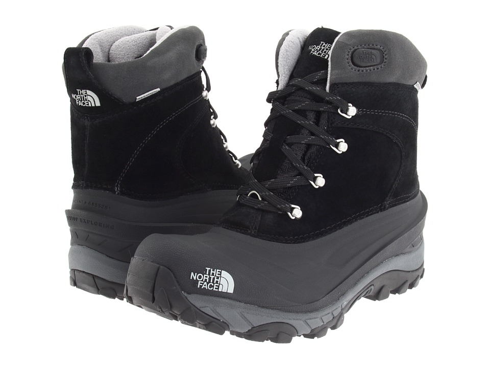 2be68f498 UPC 648335588369 - The North Face Chilkat II (Black/Griffin Grey ...