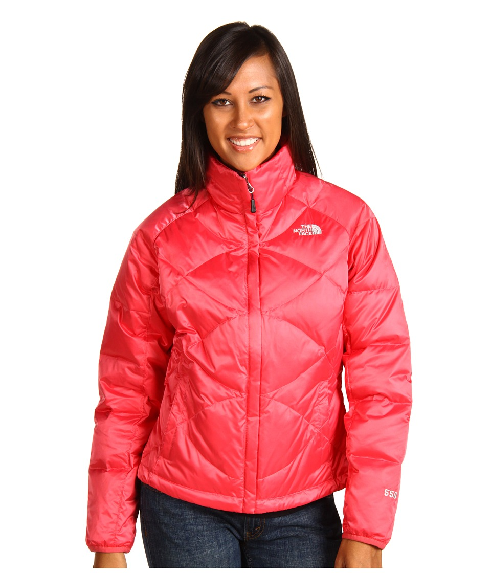 The North Face - Aconcagua Jacket (Pink Pearl) Women's Coat