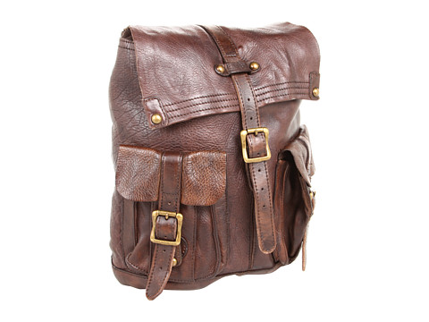 Bed Stu - Shiloh (Brown) Backpack Bags