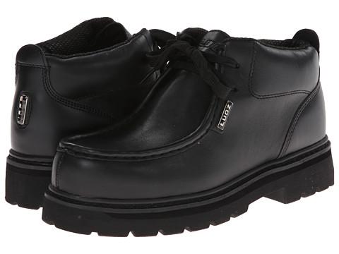 Lugz - Strutt (Black) Men's Lace-up Boots