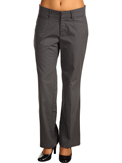 SALE! $26.99 - Save $23 on Dockers Petite Petite Metro Trouser (Hurricane) Apparel - 46.02% OFF $50.00