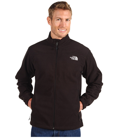 The North Face - Windwall 1 Jacket (TNF Black/TNF Black) Men