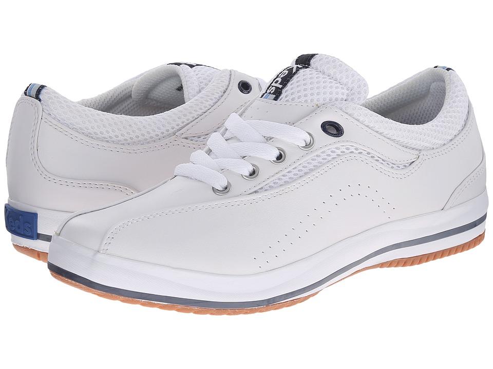 Keds Women's Spirit UBAL Sneaker,White
