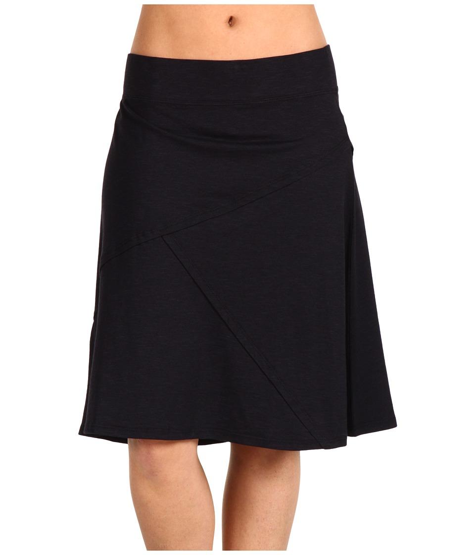 Toad&Co - Oblique Skirt (Black) Women