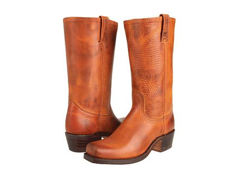 Frye - Cavalry 12L (Cognac) Cowboy Boots