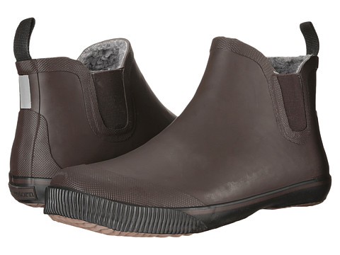 Tretorn - Str la Vinter (Brown/Black) Men's Rain Boots