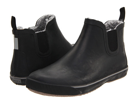 Tretorn - Str la Vinter (Black/Black) Men's Rain Boots