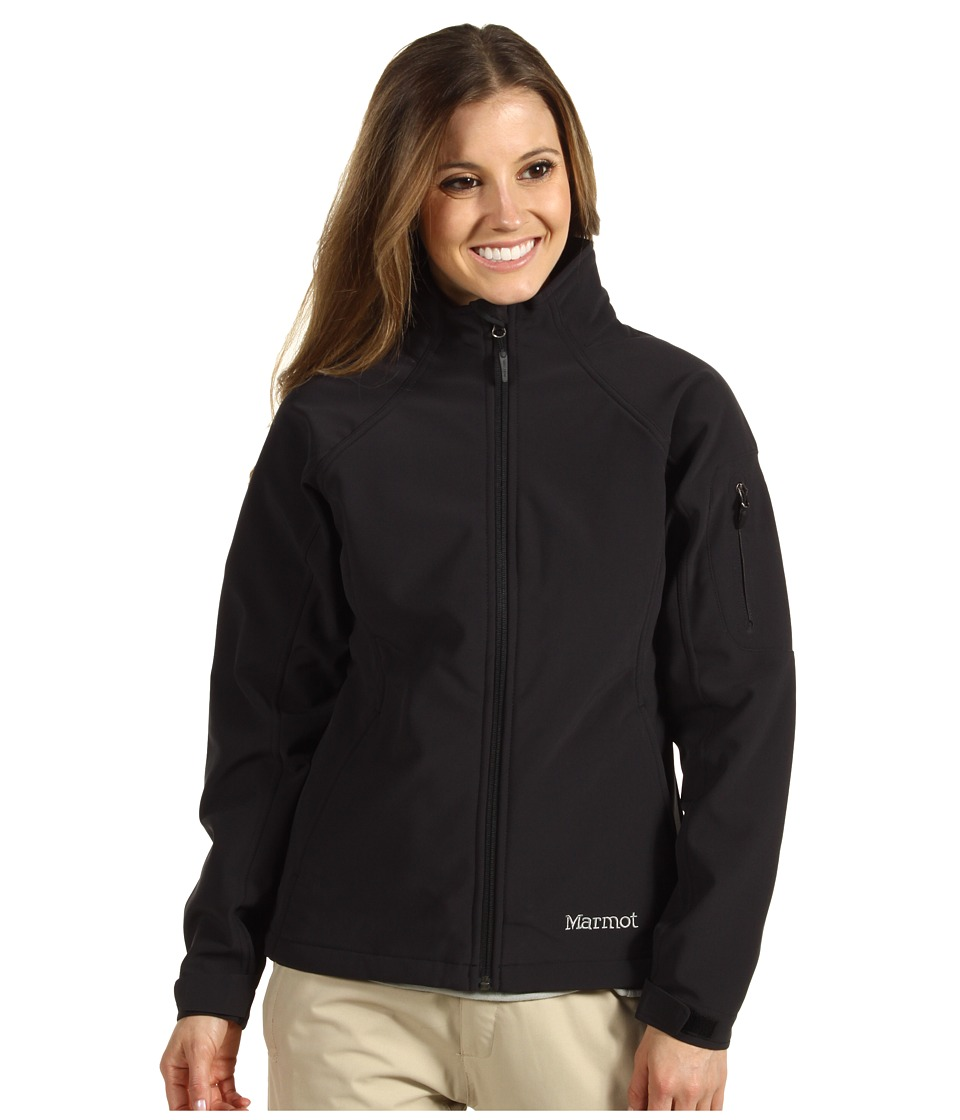 Marmot - Gravity Jacket (Black) Women's Coat