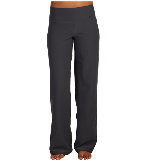 Nike - Legend Regular Fit Training Pant (Anthracite/Black) Women