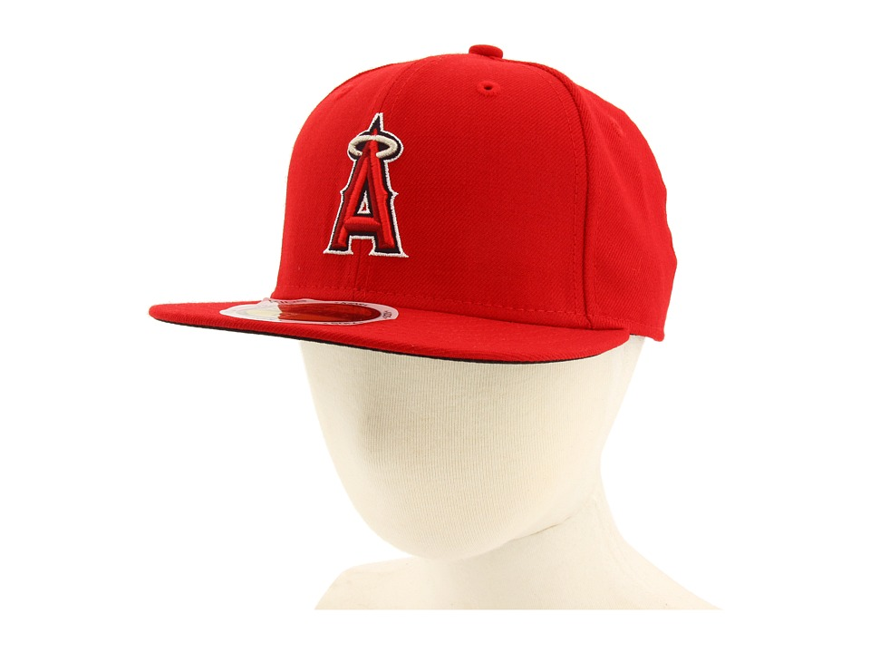 New Era - 59FIFTY Authentic On-Field - Los Angles Angels of Anaheim Youth (Game) Caps