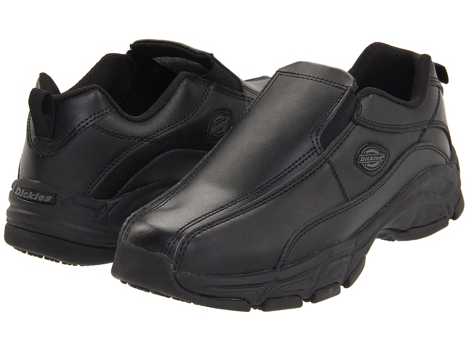 Dickies - Athletic Slip-on (Black) Women's Slip on Shoes