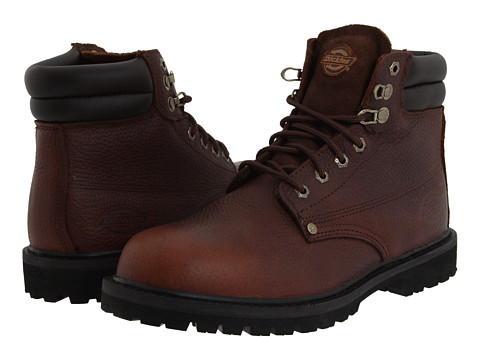 Dickies - Raider Soft Toe (Briar Brown) Men's Work Boots
