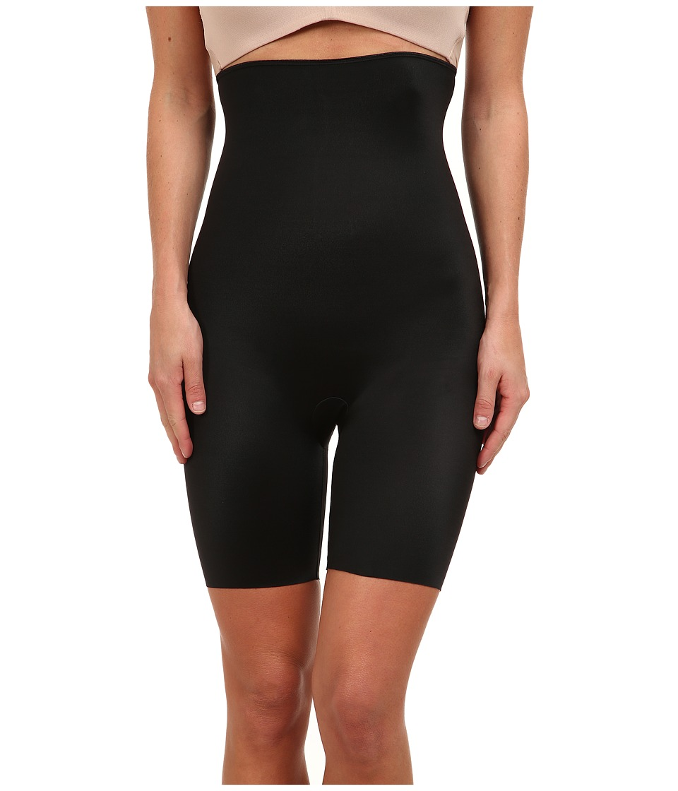 Spanx - Slimplicity High-Waisted Shaper (Black) Women's Underwear